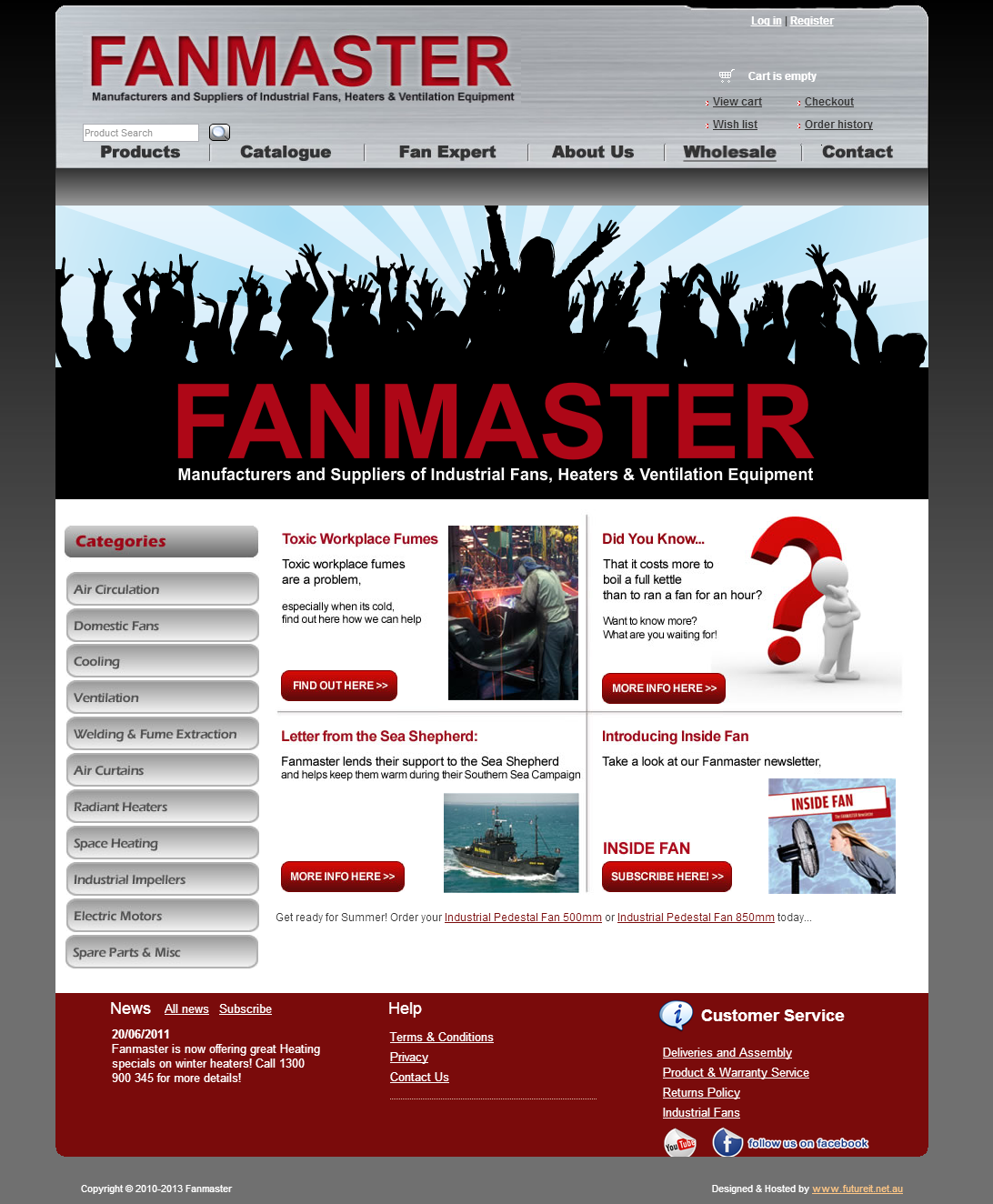 fanmaster-xcart-development