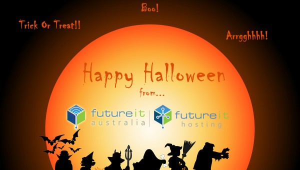Happy Halloween from Future IT Australia