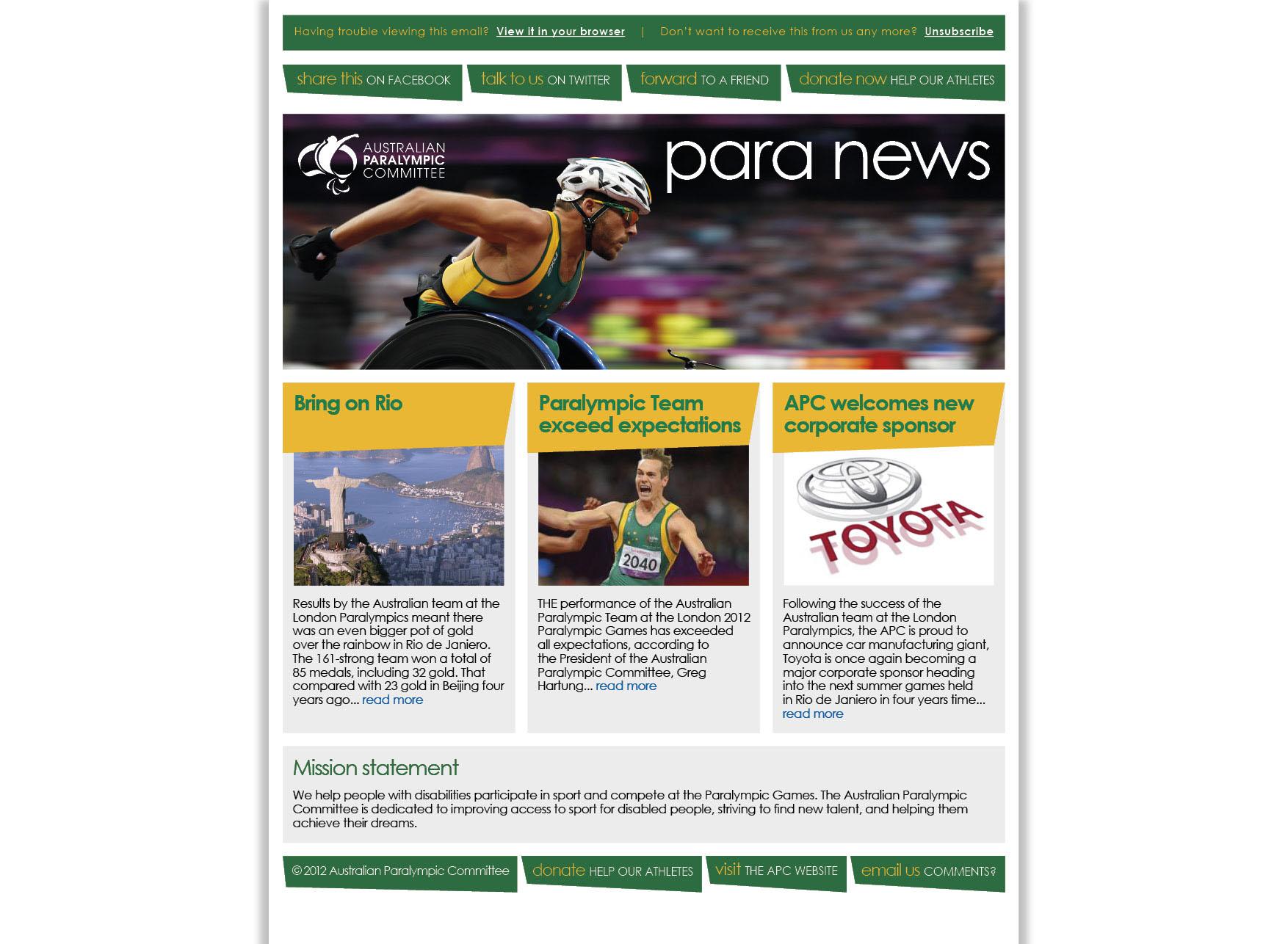 APC Newsletter