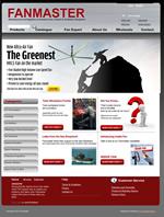 Fanmaster Online E-Commerce Store