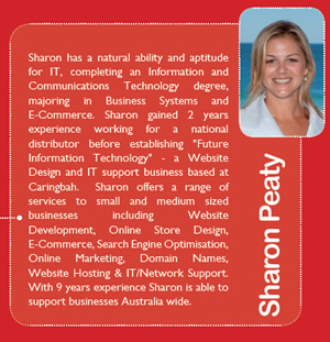 sharon peaty business development week