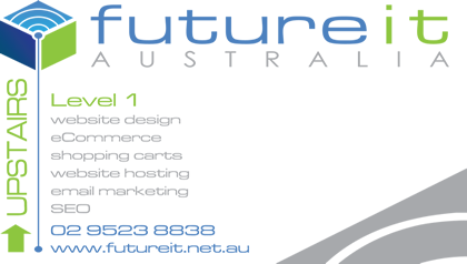 website design cronulla sign