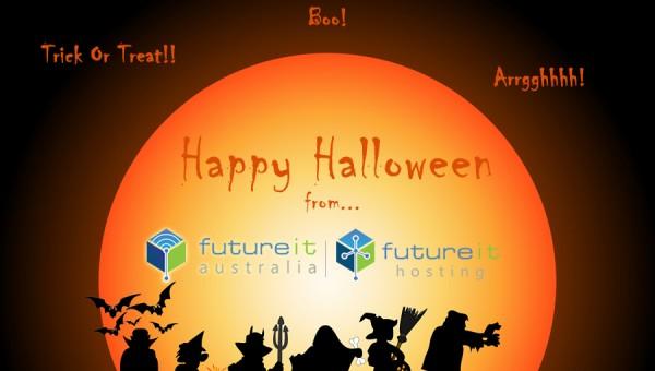 Happy Halloween from Future IT Australia